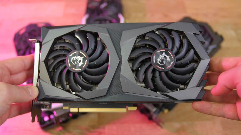 MSI AMD Gaming PC Build
