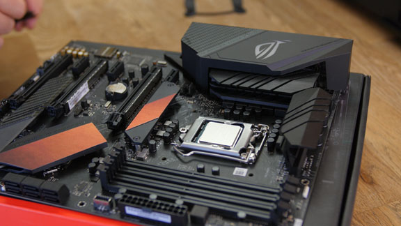 Project Deathstroke – an ASUS ROG system build