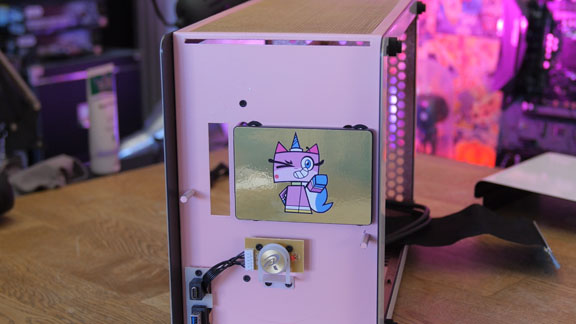 Gold Unikitty SSD
