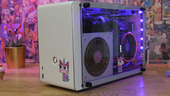 Unikitty PC build front