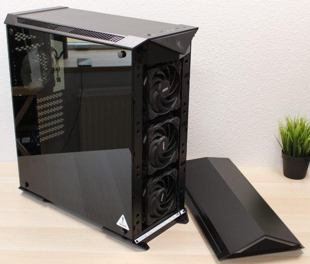 MSI Mid Tower Case
