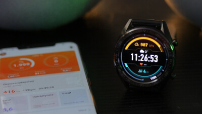 Review: Huawei Watch GT – The fitness tracking smartwatch