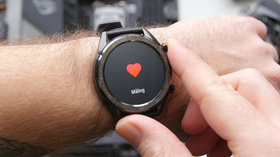 Heart rate monitor smartwatch - Huawei Watch GT