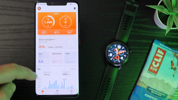 Huawei Health App Smartwatch Test