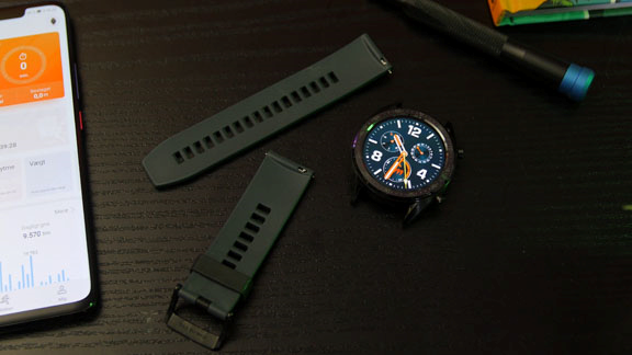 Huawei Watch GT Smartwatch Test