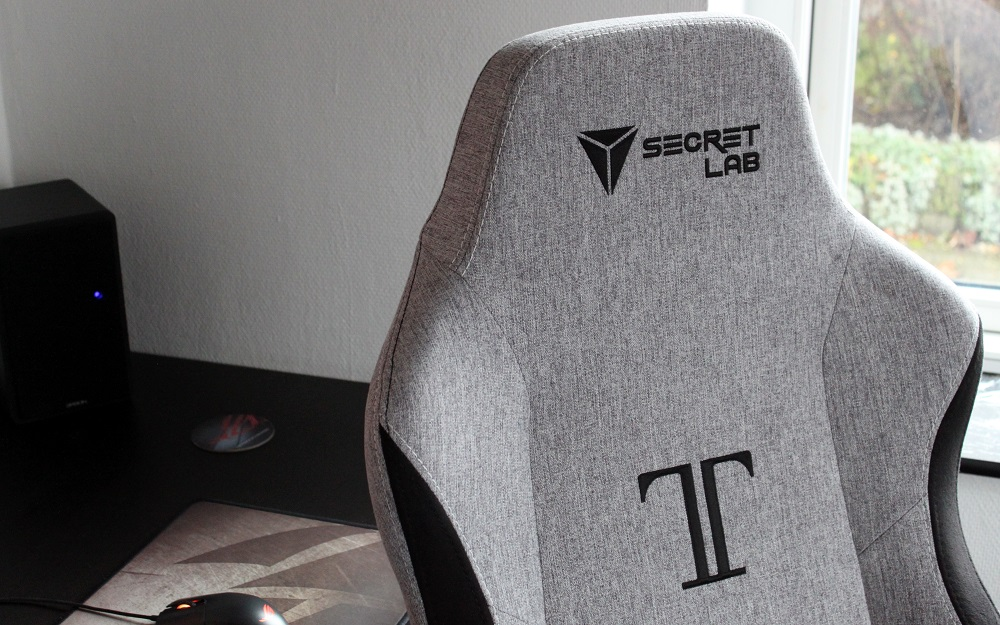 Secretlab TITAN SoftWeave Cookies & Cream
