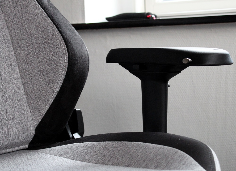 TITAN SoftWeave office chair armrests