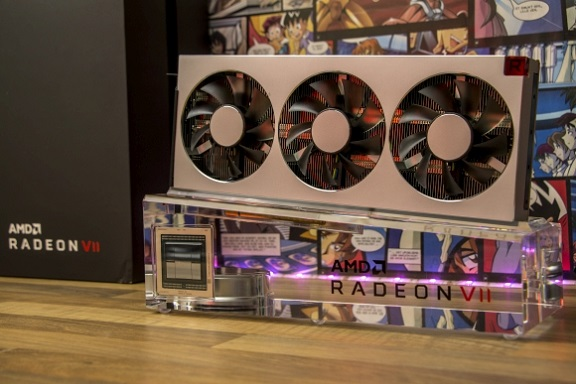 Review: AMD Radeon VII – The world's first 7nm GPU