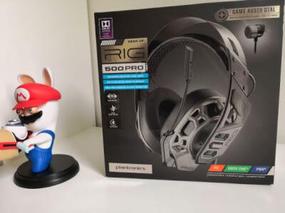 Plantronics RIG 500 PRO eSport Edition Review