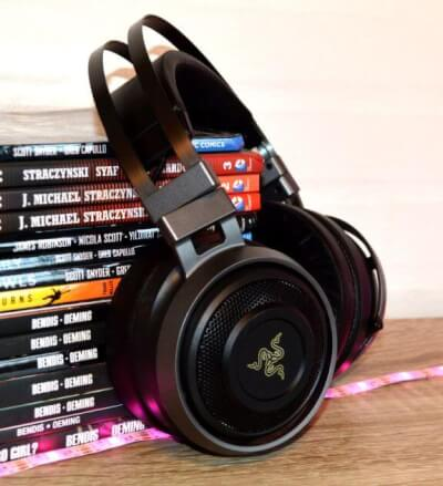 Razer Nari Ultimate Review: Fantastic synergy with your games