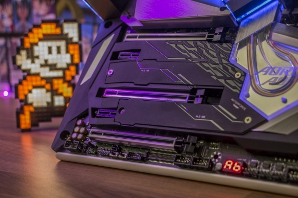 Review: AORUS Z390 XTREME Waterforce motherboard