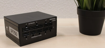 Review: Corsair SF750 SFX PSU