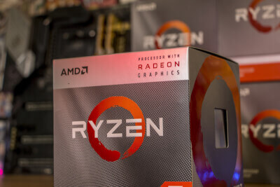AMD Ryzen 5 3400G: Ryzen 3000 with VEGA graphics