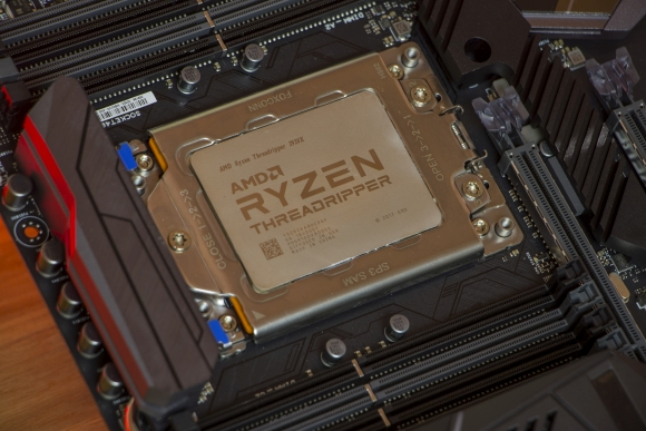 AMD CPU Ryzen Threadripper 2920x and 2950x