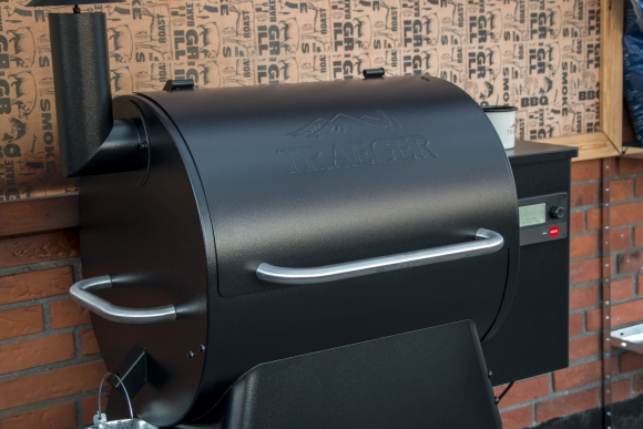 575 traeger grill pro