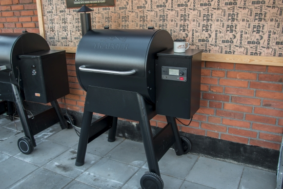 assembly 575 grill pro