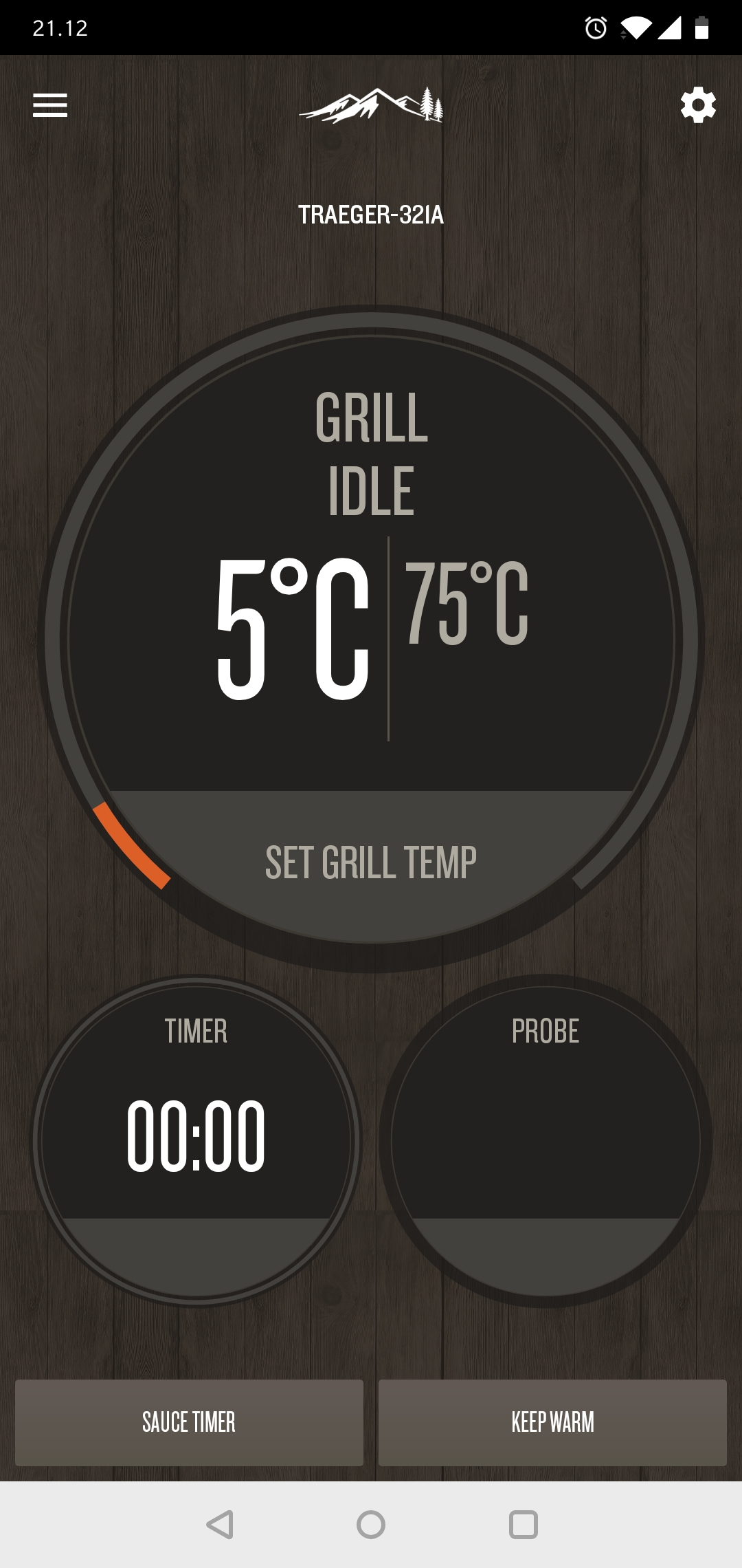 cooking traeger grill 570 pro