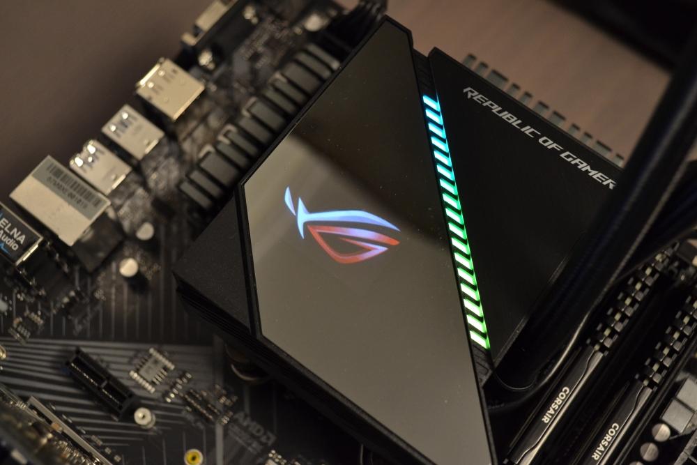 Review: ASUS ROG Ryujin 360 CPU cooler