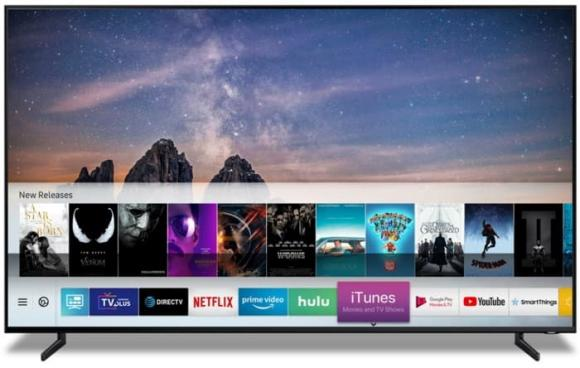 Smarthome Smart TV Apple AirPlay